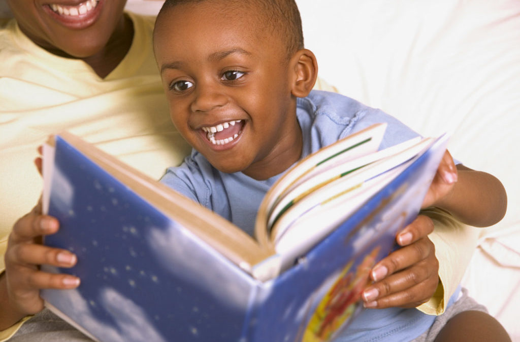 Let's Read Together! 5 Ways to Make Story Time Fun